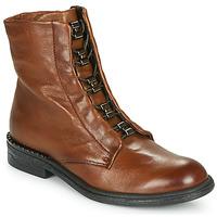 Παπούτσια Γυναίκα Μπότες Mjus PALLY Brown
