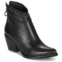 Παπούτσια Γυναίκα Μποτίνια Mjus TEP Black