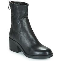 Παπούτσια Γυναίκα Μποτίνια Mjus KIKKA Black