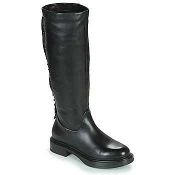 Μπότες για την πόλη Mjus MORGANA HIGH ΣΤΕΛΕΧΟΣ: Δέρμα & ΕΠΕΝΔΥΣΗ: Ύφασμα & ΕΣ. ΣΟΛΑ: Δέρμα & ΕΞ. ΣΟΛΑ: Καουτσούκ