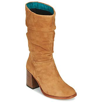 Παπούτσια Γυναίκα Μπότες για την πόλη Mjus TUA Beige
