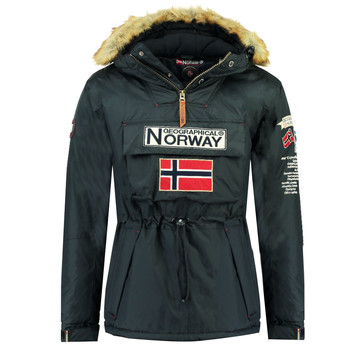 Υφασμάτινα Αγόρι Παρκά Geographical Norway BARMAN BOY Marine