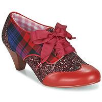 Παπούτσια Γυναίκα Γόβες Irregular Choice END OF STORY Red / Μπλέ