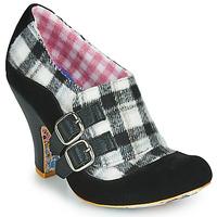 Παπούτσια Γυναίκα Γόβες Irregular Choice WANDAS WISH Black / Άσπρο