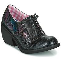 Παπούτσια Γυναίκα Derby Irregular Choice TIPPLE Black