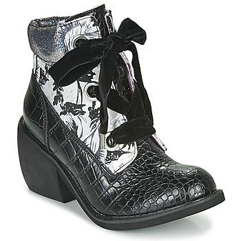 Παπούτσια Γυναίκα Μπότες Irregular Choice SCARPER Black