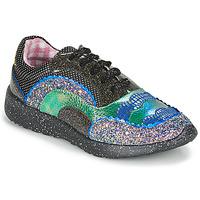 Παπούτσια Γυναίκα Χαμηλά Sneakers Irregular Choice JIGSAW Black