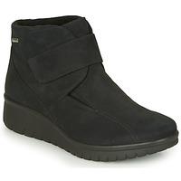 Παπούτσια Γυναίκα Μπότες Romika Westland CALAIS 53 Black