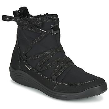 Παπούτσια Γυναίκα Μπότες Romika Westland MONTPELLIER 01 Black