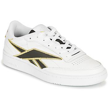 Παπούτσια Χαμηλά Sneakers Reebok Classic CLUB C 85 Άσπρο / Black
