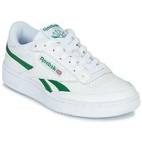Παπούτσια Χαμηλά Sneakers Reebok Classic CLUB C REVENGE MU Άσπρο / Green