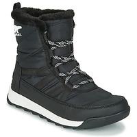 Παπούτσια Γυναίκα Μπότες Sorel WHITNEY II SHORT LACE Black