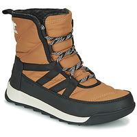 Παπούτσια Γυναίκα Μπότες Sorel WHITNEY II SHORT LACE Brown