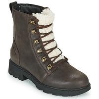 Παπούτσια Γυναίκα Μπότες Sorel LENNOX LACE COZY Brown