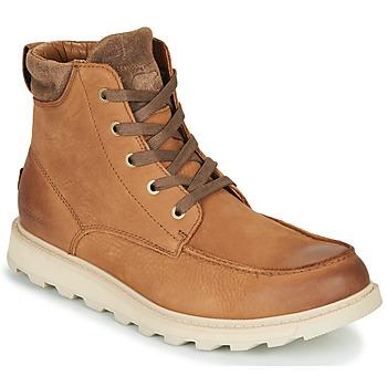Παπούτσια Άνδρας Μπότες Sorel MADSON II MOC TOE WP Brown