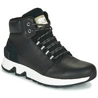 Παπούτσια Άνδρας Ψηλά Sneakers Sorel MAC HILL MID LTR WP Black