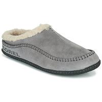 Παπούτσια Άνδρας Παντόφλες Sorel LANNER RIDGE Grey