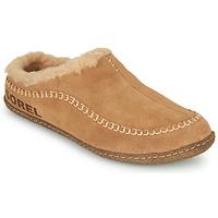 Παπούτσια Άνδρας Παντόφλες Sorel LANNER RIDGE Brown
