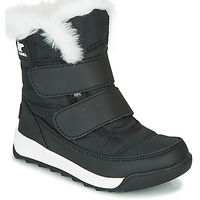 Παπούτσια Παιδί Μπότες Sorel CHILDRENS WHITNEY II STRAP Black
