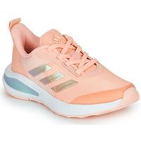 Παπούτσια Κορίτσι Χαμηλά Sneakers adidas Performance FORTARUN  K Ροζ