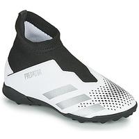 Παπούτσια Παιδί Ποδοσφαίρου adidas Performance PREDATOR 20.3 LL TF Άσπρο