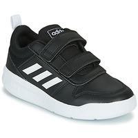 Παπούτσια Παιδί Χαμηλά Sneakers adidas Performance TENSAUR C Black / Άσπρο