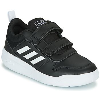 Xαμηλά Sneakers adidas TENSAUR C ΣΤΕΛΕΧΟΣ: Δέρμα και συνθετικό & ΕΠΕΝΔΥΣΗ: Ύφασμα & ΕΣ. ΣΟΛΑ: Ύφασμα & ΕΞ. ΣΟΛΑ: Καουτσούκ
