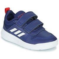 Παπούτσια Παιδί Χαμηλά Sneakers adidas Performance TENSAUR I Μπλέ / Άσπρο