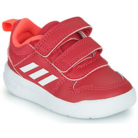 Παπούτσια Κορίτσι Χαμηλά Sneakers adidas Performance TENSAUR I Ροζ / Άσπρο
