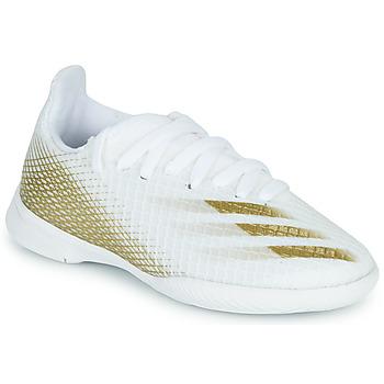 Ποδοσφαίρου adidas X GHOSTED.3 IN J ΣΤΕΛΕΧΟΣ: Συνθετικό και ύφασμα & ΕΠΕΝΔΥΣΗ: Συνθετικό & ΕΣ. ΣΟΛΑ: Συνθετικό & ΕΞ. ΣΟΛΑ: Συνθετικό