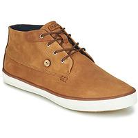 Παπούτσια Άνδρας Ψηλά Sneakers Faguo WATTLE Brown