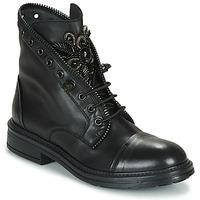 Παπούτσια Γυναίκα Μπότες Fru.it ADIETE Black