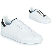 Παπούτσια Χαμηλά Sneakers adidas Originals GAZELLE Άσπρο