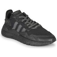 Παπούτσια Χαμηλά Sneakers adidas Originals NITE JOGGER Black