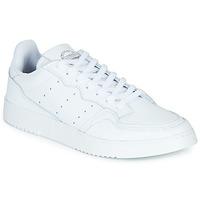 Παπούτσια Χαμηλά Sneakers adidas Originals SUPERCOURT Άσπρο