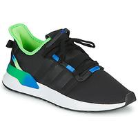 Παπούτσια Άνδρας Χαμηλά Sneakers adidas Originals U_PATH RUN Black / Green