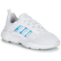 Παπούτσια Κορίτσι Χαμηλά Sneakers adidas Originals HAIWEE J Άσπρο / Iridescent