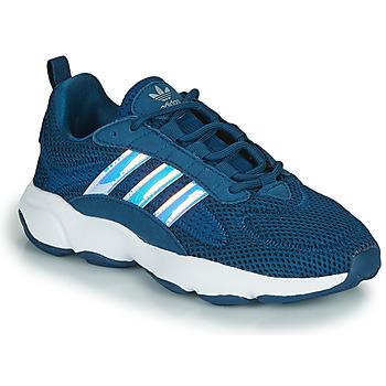 Παπούτσια Αγόρι Χαμηλά Sneakers adidas Originals HAIWEE J Μπλέ