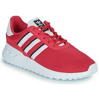 Παπούτσια Κορίτσι Χαμηλά Sneakers adidas Originals LA TRAINER LITE C Ροζ