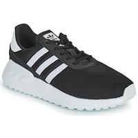 Παπούτσια Παιδί Χαμηλά Sneakers adidas Originals LA TRAINER LITE C Black / Άσπρο