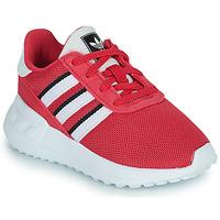 Παπούτσια Κορίτσι Χαμηλά Sneakers adidas Originals LA TRAINER LITE EL Ροζ