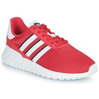 Παπούτσια Κορίτσι Χαμηλά Sneakers adidas Originals LA TRAINER LITE J Ροζ