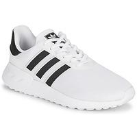 Παπούτσια Παιδί Χαμηλά Sneakers adidas Originals LA TRAINER LITE J Άσπρο / Black