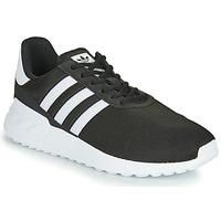 Παπούτσια Παιδί Χαμηλά Sneakers adidas Originals LA TRAINER LITE J Black / Άσπρο