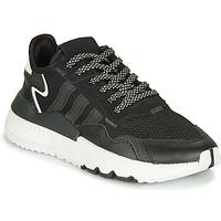 Παπούτσια Παιδί Χαμηλά Sneakers adidas Originals NITE JOGGER J Black