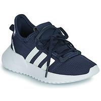Παπούτσια Αγόρι Χαμηλά Sneakers adidas Originals U_PATH RUN C Marine / Άσπρο