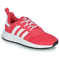 Παπούτσια Κορίτσι Χαμηλά Sneakers adidas Originals X_PLR S J Ροζ