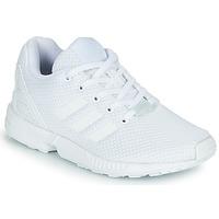 Παπούτσια Παιδί Χαμηλά Sneakers adidas Originals ZX FLUX C Άσπρο