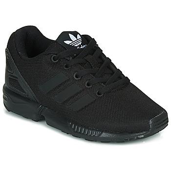 Παπούτσια Παιδί Χαμηλά Sneakers adidas Originals ZX FLUX C Black