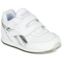 Παπούτσια Κορίτσι Χαμηλά Sneakers Reebok Classic REEBOK ROYAL CLJOG Άσπρο / Argenté